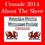 About Crusade 2014 Wargames Show